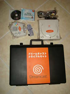 Dreamcast-Trial-Set-Edition-rare-version-import-JAPAN