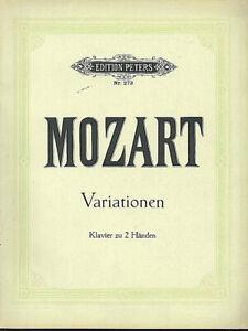 Mozart-Variationen