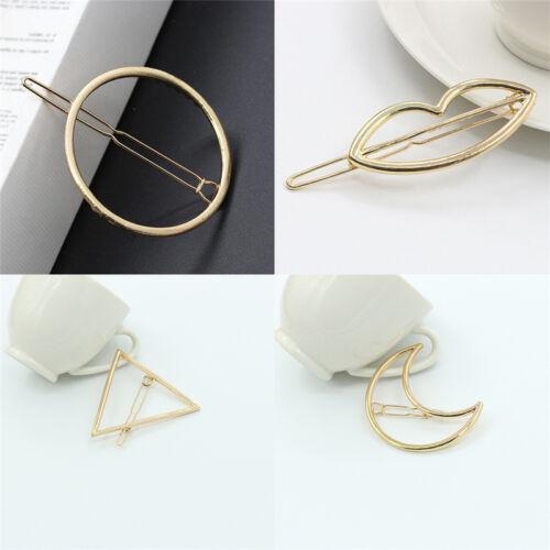 Haarnadeln Dreieck Mond Haarpin Schmuck Lip Round Haarspange Für Frauen LMDE CN
