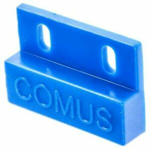 S1368 Comus Black Rectangular Magnet for Reed Switch 30 x 20 x 7mm