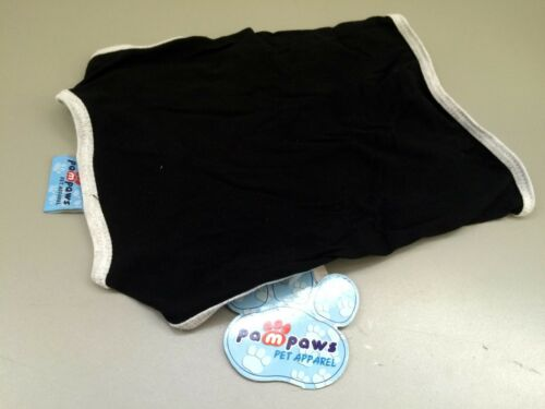 Wholesale Lot of 6 Black Small cotton t-shirts for Dogs NEW