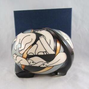 2009-Moorcroft-Pottery-POLE-TO-POLE-BEAR-Vase-40-5-Kerry-Goodwin-1st-Quality-WOW