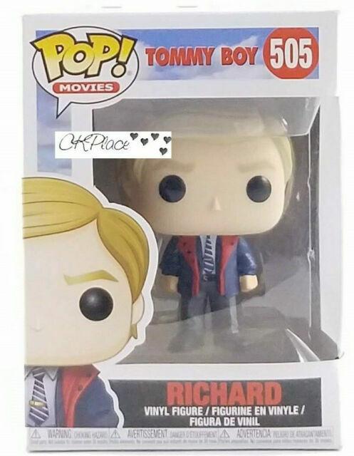 Richard-Tommy Boy Vinile Pop