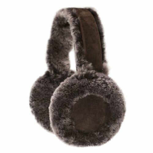 Eastern Counties Leather Womens//Ladies Luxury Sheepskin Earmuffs EL276