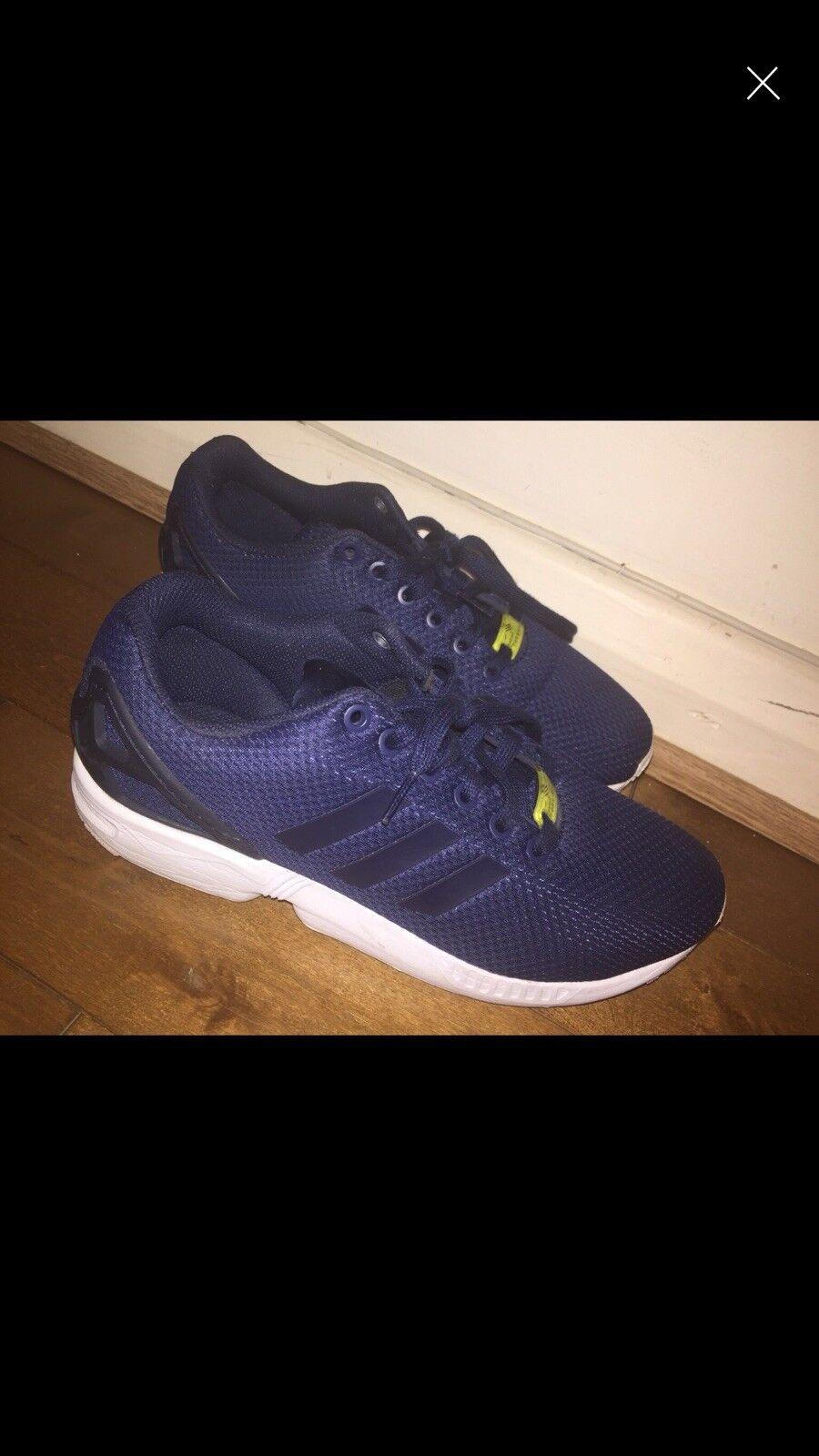 Adidas torsiin ZX flux bluee womens size 7.5