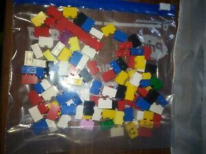 LEGO® 100 Bausteine Basic Grundbausteine Basis Steine aus KG 100 Stück bunt