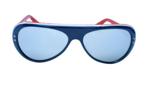 70's Original Vintage Sunglasses  Blue, Red, and … - image 1