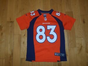 differently b2afa 30b4f Details about Nike On Field WES WELKER DENVER BRONCOS Youth NFL Team  Replica JERSEY Sm (8)
