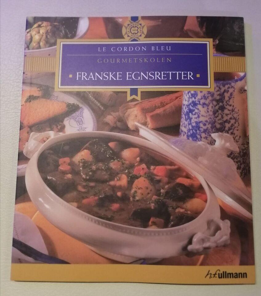 Franske opskrifter gourmet, Le Cordon Bleu