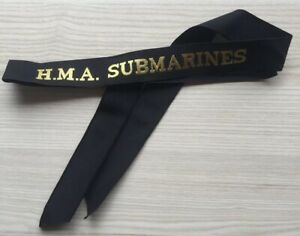 H-M-A-SUBMARINES-GENUINE-RAN-TALLY-BAND-220-SHIPS-NAMES-AVAILABLE