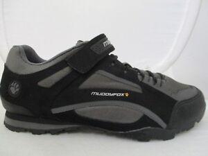 Muddyfox-Tour-100-basse-da-uomo-scarpe-ciclismo-UK-10-5-Eu-44-5-665