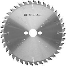 HM/Widia Handkreissägeblatt 216 x30 Z 30  Stehle für Bosch/Dewalt/Metabo