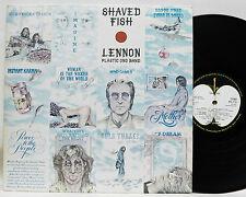 John Lennon      Shaved Fish      UK      Apple   PCS  7173        NM  # 1