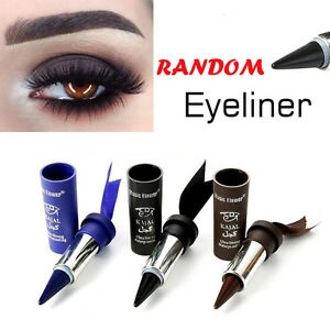 how to make thick black eyeliner