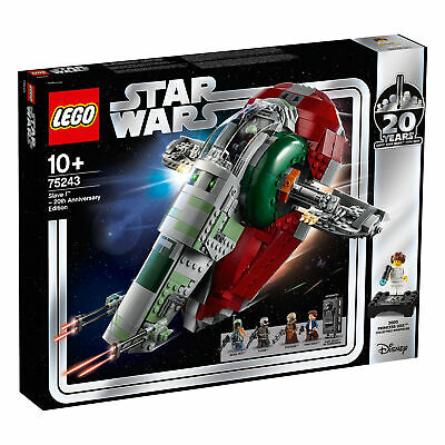 75243 LEGO Star Wars Slave l – 20th Anniversary Edition 1007 Pieces Age 10+