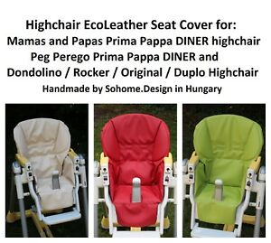 Awesome Details About Mamas Papas Peg Perego Highchair Upholstery Seat Cover For Prima Pappa Diner Evo Ocoug Best Dining Table And Chair Ideas Images Ocougorg