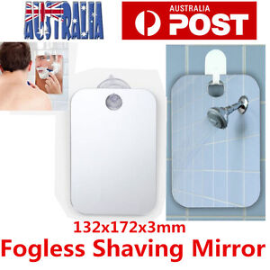 Fogless Shaving Bathroom 17 X 13cm Mirror