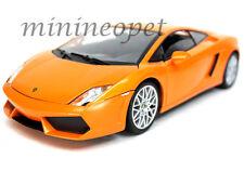 MOTORMAX 79152 LAMBORGHINI GALLARDO LP560-4 1/18 DIECAST ORANGE