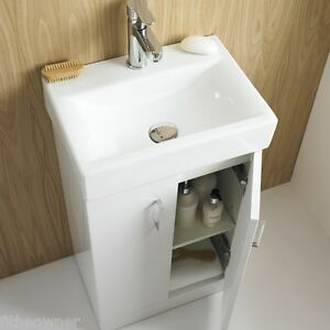 Square Bathroom Sink With Cabinet : ... Bath > Sinks > See more Premier Checkers White Bathroom Vanity Unit