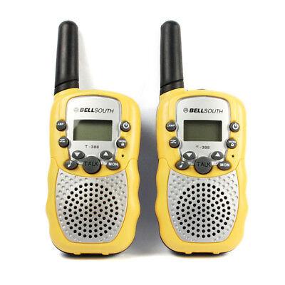 2 Stück Wireless Walkie Talkie Acht Kanal 2 Wege Radio Gegensprechanlage 5km Hot Elegantes Und Robustes Paket