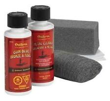 New! Authentic Outers Advanced Gun Blue Durable & Long Lasting Kit Clam 47058