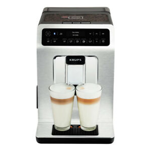 Krups-EA-892-C-Evidence-One-Touch-Cappuccino-Kaffee-Vollautomat-Kaffeemaschine