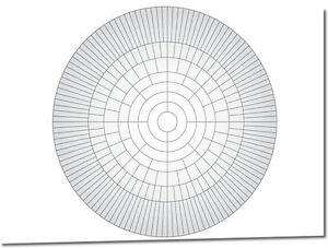 a2 circle family tree chart family history genealogy chart ebay