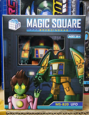 Transformers MS-TOYS Magic Square MS-B20 B-20 Traveler G1 Cosmos New in stock A+