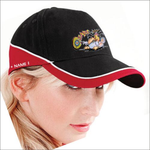 Basecap dartcap Dart Casquette chapeau de chapeau tournoi Casquette Baseball Cap shirt 2