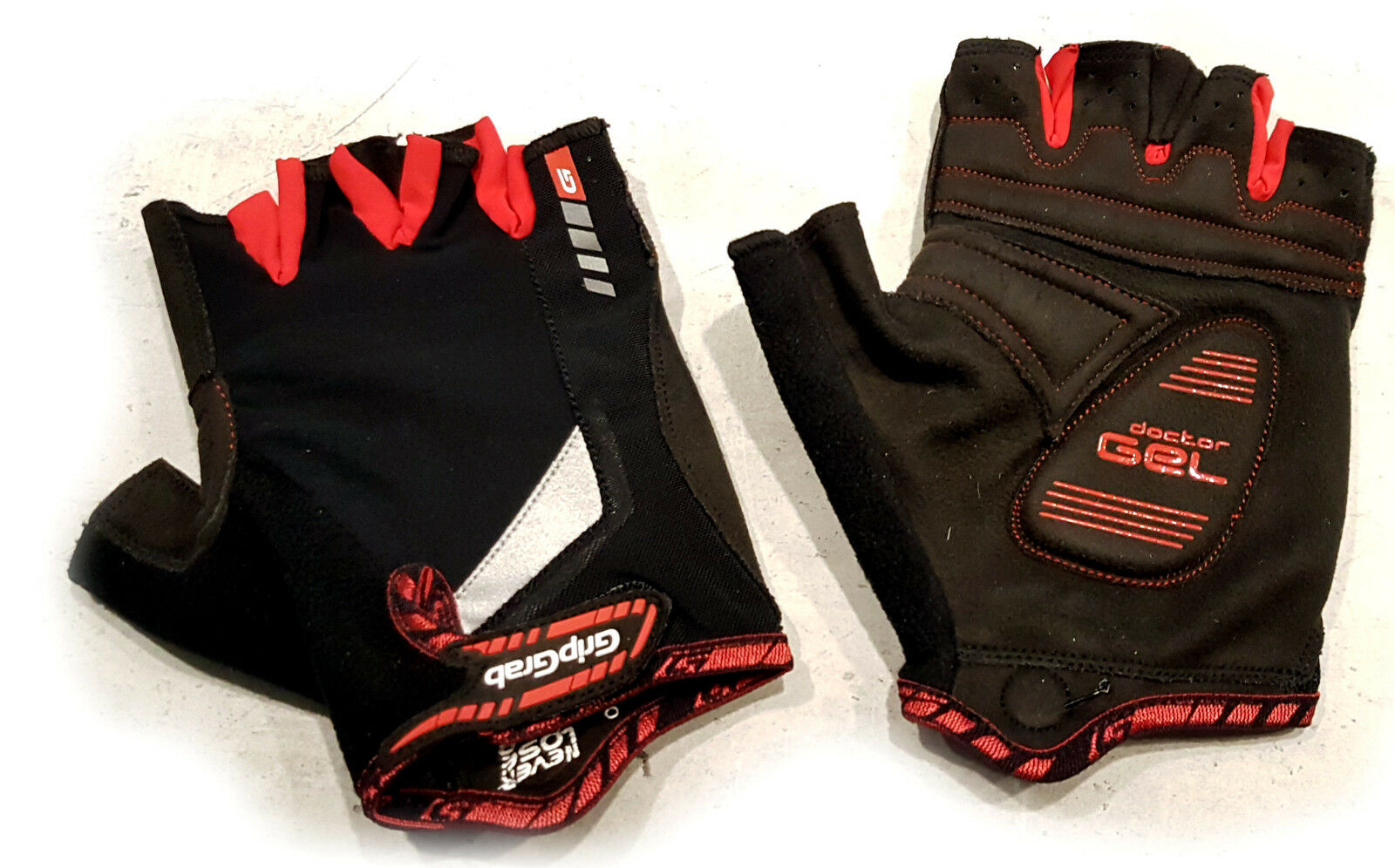 GripGrap Fahrrad Handschuhe SUPERGEL SUPERGEL SUPERGEL  - Handschuh Kurz 930231