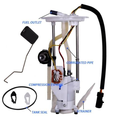 Electric Fuel Pump Module Assembly for Ford Expedition 5.4L V8 2003-2004 E2360M
