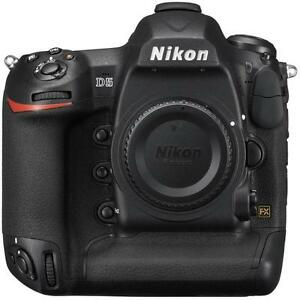 Nikon D5 CF Body 20.8mp DSLR Digital Camera Brand New Agsbeagle