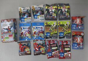 Dice-Masters-Amazing-Spider-Man-Starter-Set-Lot-14-Booster-Packs-Deadpool-Marvel