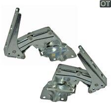 Scharnier-Set Kühlschrank Bosch Siemens Hettich 12004051 Miele 5433021