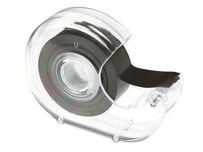 Magnetband mit Abroller  //// Selbstklebend ////  500x19x0,35 mm //// 19,98€ pro m