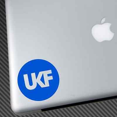Ukf Dubstep Vinyl Sticker Car Decal Skrillex Datsik Nero