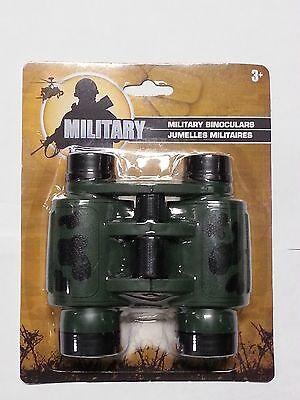 Military Plastic Toy Binocular-Christmas,Stocking Stuffer,Party Favors