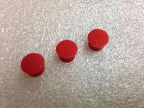 New 3x Pointer TrackPoint Red Cap f.IBM Thinkpad Laptop X220S X220T X220I X230S