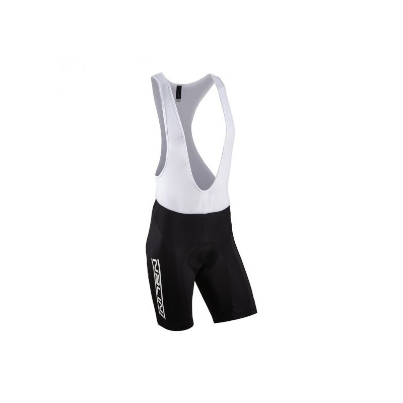 SALOPETTE NALINI ROADCYCLING black BIANCO Size XL   offering 100%