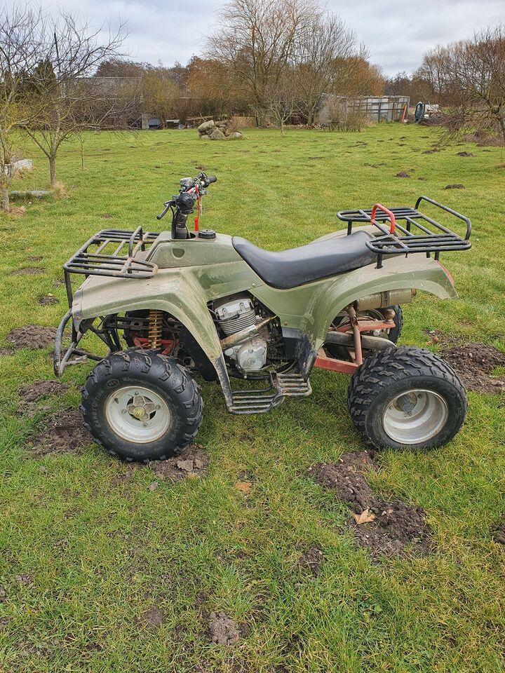 Atv 250 ccm 4 gear + bakgear