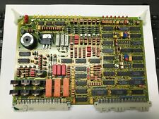 Polar Mohr 66 Sk66 250586 Control Circuit Sequence Board For Paper Cutter