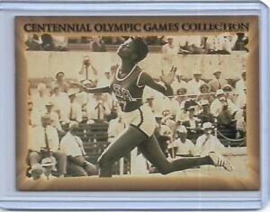 Centennial Olympic Games Collection Sports Trading Cards Collect-A-Card 14