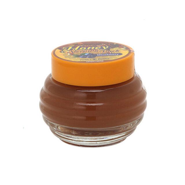 [HOLIKA HOLIKA]  Honey Skin Sleeping Pack #Blueberry - BEST Korea Cosmetic