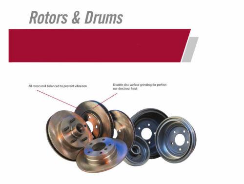 R1678 Rear Brake Rotor Pair of 2