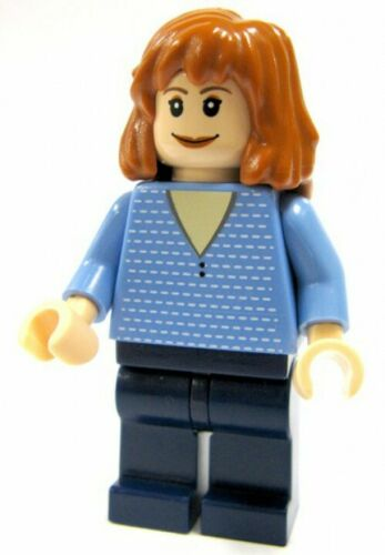 LEGO Spider-Man 2 Mary Jane Minifigure Loose