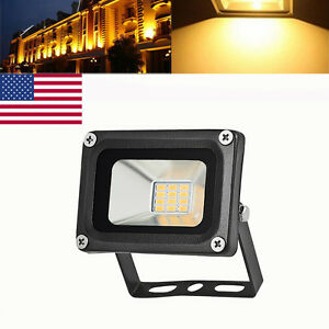 10w led smd flood light warm white work light outdoor security image is loading 10w led smd flood light warm white work aloadofball Gallery