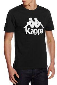 802bda50c1 Kappa Estessi Print Logo T-Shirt Retro Sports print Top Casual Tee ...