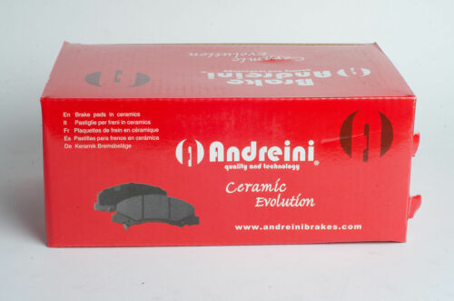 Kit 4 Pastiglie Pasticche Freno Anteriori Audi A3 1.9 TDI 66kw 8L1 09.96-/>07.01