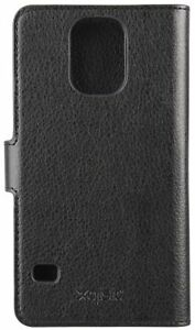 Xqisit-Slim-Wallet-Case-for-Galaxy-S5-Black