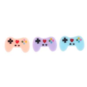 5pcs-Dollhouse-Miniature-Game-Machine-Handle-Decor-accessories-Toy-HK